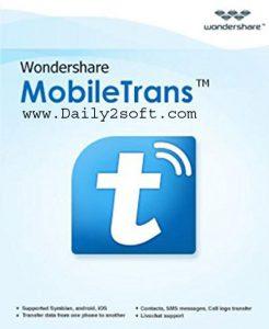 WonderShare MobileTrans Crack 7.9.7 & Registration Code [Download] Here