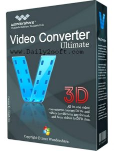Wondershare Video Converter Ultimate 10.2.6.168 Crack & Keygen [Latest]