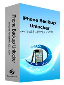 iPhone Backup Unlocker Crack & Code [Full Version] Download
