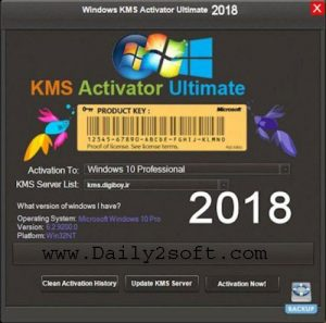 windows 8.1 activator Ultimate 2018 v4.1 Free Download