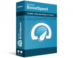 Auslogics BoostSpeed 10.0.13 Crack 2018 & Full Keygen [Latest] Version