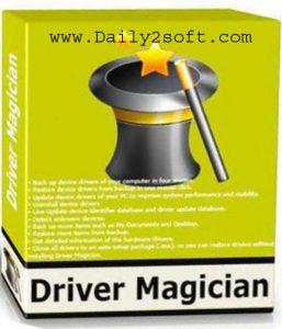 Driver Magician 5.1 Crack + Serial Key [Windows + Mac] Download