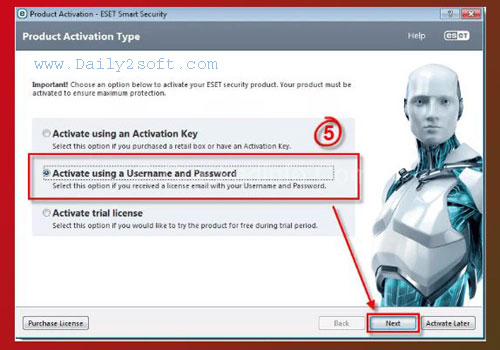 Eset Smart Security 9 License Key 2018 Free Downlaod [Valid Till 2020] Here!