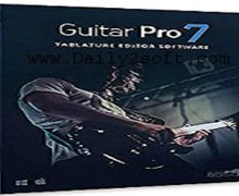 Guitar Pro 7.5.0 Crack & Keygen Full Working Downlaod [Mac+Win]
