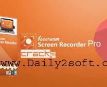 IceCream Screen Recorder Pro Crack & Keygen [Free Download] INCL