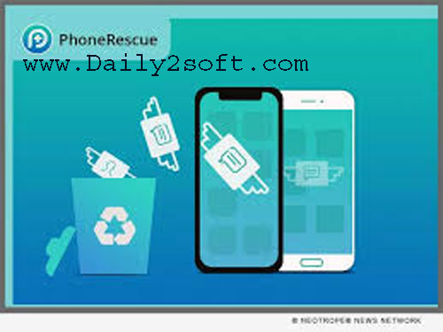 PhoneRescue 3.7 Crack & License Code [Latest] Free Download Here !