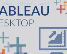 Tableau Desktop 10.5.6 Crack + Product Key [Latest] Version Download