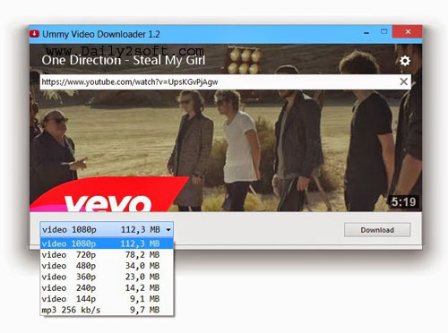 ummy video downloader 1.8 crack