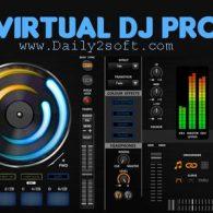 Virtual Dj Pro Crack 2018 Build 4490 Free [Download] Here