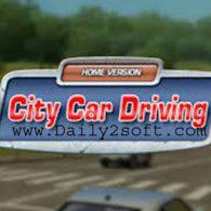 City Car Driving Crack 1.5.6.1 & Keygen + Activation Key Free Download [Here]