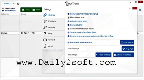 CopyTrans 5.603 Crack & Activation Code Free Download For [Lifetime]