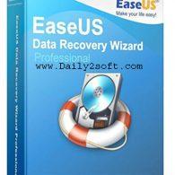 EaseUs Data Recovery Wizard 12.0 Crack & Keygen Free Download