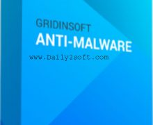 Gridinsoft Anti-Malware 4.0.7 Crack 2018 + Activation Code Free Download [Latest]