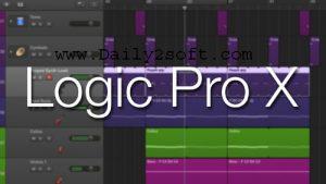 Logic Pro X 10.4.2 Crack + Keygen [Download] For Mac & Windows