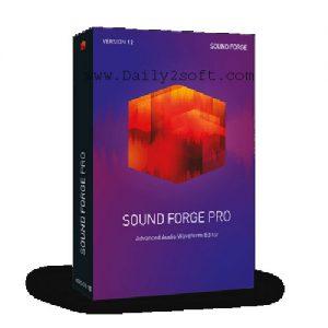 MAGIX Sound Forge Pro 12.1 Crack Free Download [Full] Version