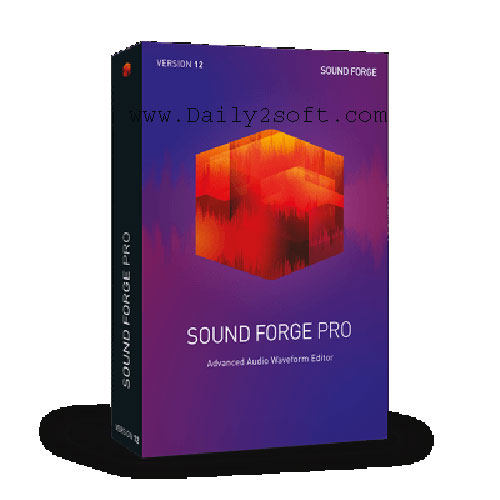 sound forge pro free download full version