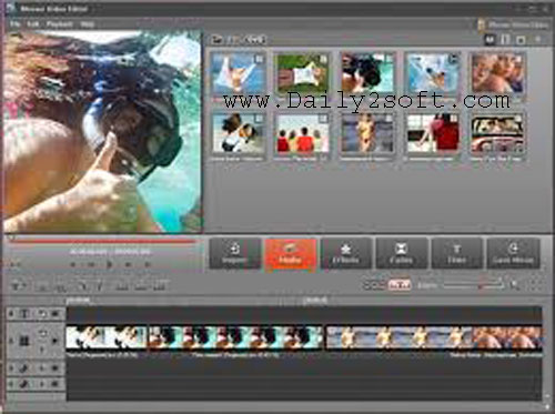 Movavi Video Editor Crack 14.5.0 & Activation Key Free Download [Here]