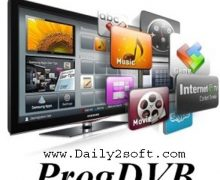 ProgDVB Professional 7.24.7 Crack & Activation Key Free Download [Here] Apk