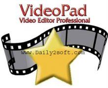 VideoPad Video Editor 6.10 Crack & Keygen + Code Free Download Here!