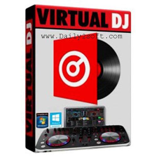Virtual DJ PRO 2018 Crack & License Key Full Free Download