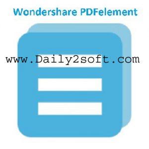 Wondershare Download PDFelement Pro 6.8.0 Crack & Serial Key [Latest] Version