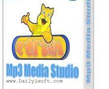 Zortam Mp3 Media Studio Pro 23.95 Crack 2018 & Serial Key Download