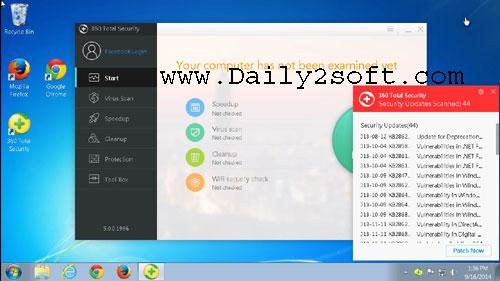 360 Total Security 10.2.0.1092 Crack & Keygen Free Download [Here]