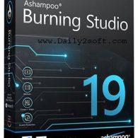 Ashampoo Burning Studio Crack 19.0.2.6 [Latest] Version