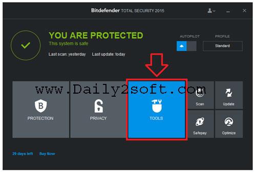 Bitdefender Total Security 2019 Crack & License Key Download [Here]