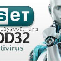ESET NOD32 AntiVirus 11.2.49.0 Crack 2018 + License Key Download