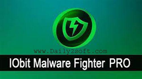 IObit Malware Fighter Pro 6.2.0 Crack & Activator [Download] Full Version