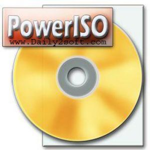 PowerISO 7.2 Crack And Activation Code [Latest] Free Download