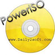 PowerISO 7.2 Crack + License Key Download Full Version [Here]