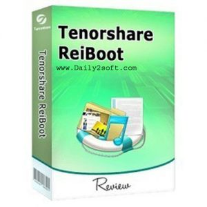 Tenorshare ReiBoot Pro 7.1.4.0 Crack & Activation Keys Download 2018