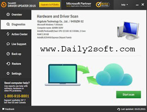 TweakBit Driver Updater 2.0.33 Crack Download [Here] Driver Update