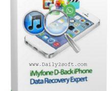 iMyFone D-Back 6.6.0.12 Crack & Registration Code Free Download Here!