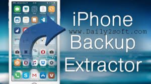 iPhone Backup Extractor Crack 7.6.2.873 + Activation [Key] Download [Here]