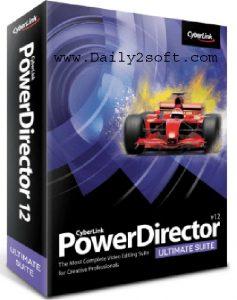CyberLink PowerDirector Ultimate 17 Crack + Activation Key Download