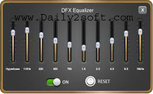 DFX Audio Enhancer v12.010 Crack & Serial Key Download