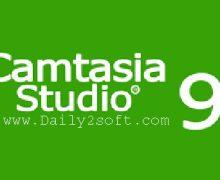 Download TechSmith Camtasia Studio 9.1.1 For Windows [Here]