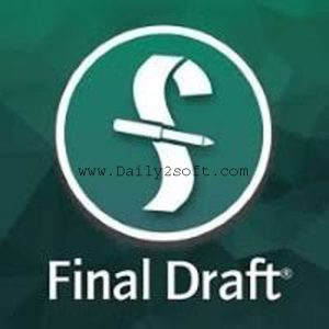 Final Draft 11.0.0 Build 33 Full Crack + Portable Download [Now] Here