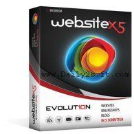 Incomedia WebSite X5 Professional 16.1.1 & Keygen Daily2soft