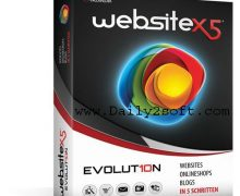 Incomedia WebSite X5 Professional 16.1.1 & Keygen Daily2soft