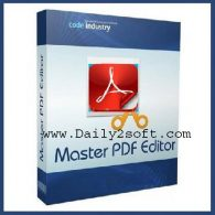 Master PDF Editor Crack 5.1.68 & Activation Key Download [Here]