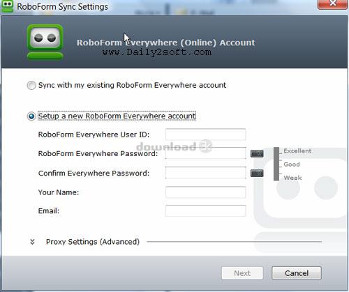 RoboForm Crack v8.5.0 Activation Code Full Patch Full Version Free
