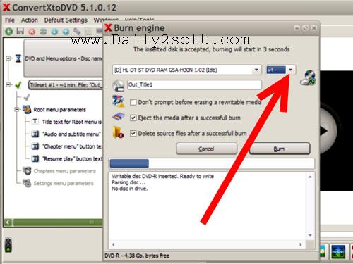 VSO ConvertXtoDVD 7.0.0.36 Crack & Serial And Keygen Download