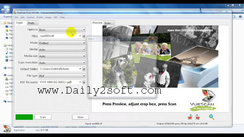 VueScan Pro 9.6.13 Crack & Serial Number Download [Here]