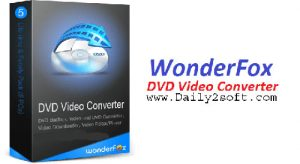 WonderFox DVD Video Converter 16.1 Crack Free Download [Here] Full version