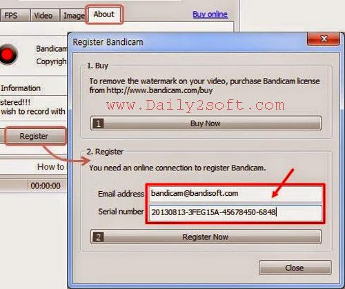 Bandicam Download 2.4.2.905 Crack Plus Activation Key