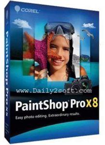 Corel PaintShop Pro X8 Ultimate Crack Full Version Download